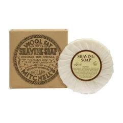 Mitchells Wool Fat Shaving Soap Refill